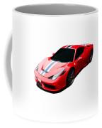 458 Speciale Coffee Mug