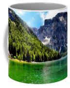 Nature Drawing Coffee Mug