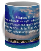 Bible Verse  Coffee Mug