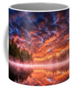 Landscape Acrylic Coffee Mug