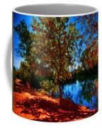 Landscape Paintings Canvas Prints Coffee Mug