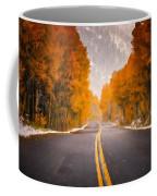 Landscaped Coffee Mug