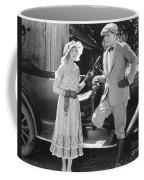 Silent Film Still: Couples Coffee Mug