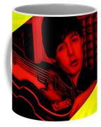 Paul Mccartney Collection Coffee Mug