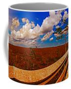 4x1 Everglades Panorama Number Two Coffee Mug