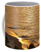 Golden Scenery Coffee Mug