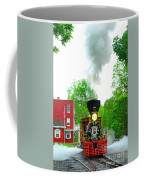 A President's Funeral Train - 3435 Coffee Mug
