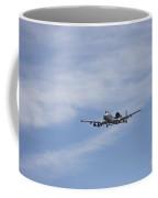 A U.s. Air Force A-10 Thunderbolt II Coffee Mug