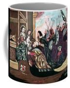 Adoration Of The Magi Coffee Mug by Granger