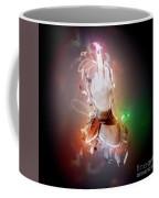 An Obscene Hand Sign Coffee Mug