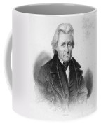 Andrew Jackson (1767-1845) Coffee Mug
