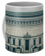 Architecture And Buildings On Streets Of Washington Dc Coffee Mug