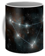 Artists Depiction Of The Constellation Coffee Mug