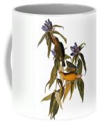 Audubon: Warbler, (1827-38) Coffee Mug by Granger