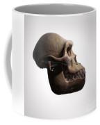 Australopithecus Skull Coffee Mug