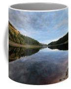 Autumn Derwent Reservoir Derbyshire Peak District Coffee Mug