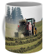 Baling Hay Coffee Mug