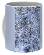 Berlin Germany City Map Coffee Mug