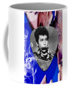 Bob Dylan Art Coffee Mug