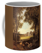 Boddington Henry John A View Of Norton Hall Henry John Boddington Coffee Mug