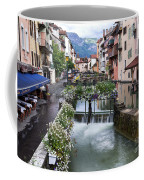 Canals Of Annecy Coffee Mug