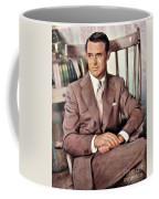 Cary Grant, Vintage Actor Coffee Mug