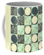 Checkerboard Generated Seamless Texture Coffee Mug