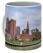 Cleveland Skyline Coffee Mug