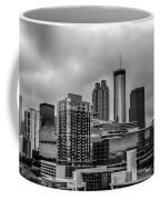 Downtown Atlanta, Georgia Usa Skyline Coffee Mug