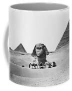 Egypt: Great Sphinx Coffee Mug