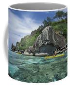 Fiji, Kadavu Island Coffee Mug