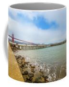 Golden Gate Bridge Crissy Field Coffee Mug