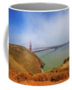 Golden Gate Bridge Vista Point Coffee Mug