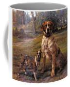 Good Friends Edmund Henry Osthaus Coffee Mug