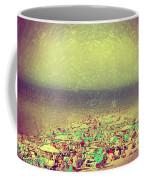 Gordon Beach, Tel Aviv, Israel Coffee Mug