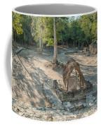 Grupo Coba At The Coba Ruins  Coffee Mug