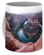 Horseshoe Bend Colorado River Arizona Usa Coffee Mug