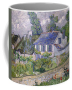 Houses At Auvers Coffee Mug