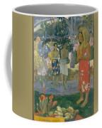 Ia Orana Maria Hail Mary Coffee Mug