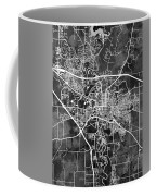 Iowa City Map Coffee Mug