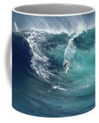 Jaws Wave Coffee Mug