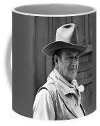 John Wayne Rio Lobo Old Tucson Arizona 1970 Coffee Mug