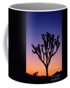 Joshua Tree With Special Effects Coffee Mug