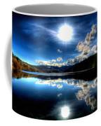 Landscape Acrylic Painting Coffee Mug