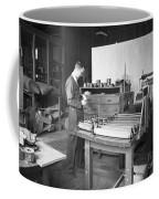 Luis Alvarez, American Physicist Coffee Mug