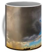 May Nebraska Storm Cells Coffee Mug