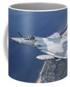 Mirage 2000c Of The French Air Force Coffee Mug
