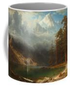 Mount Corcoran Coffee Mug