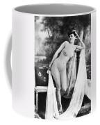 Nude Posing, C1900 Coffee Mug