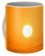 Ocean Sunrise Sunset Coffee Mug